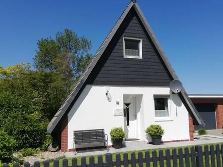 Ferienhaus in Harlesiel