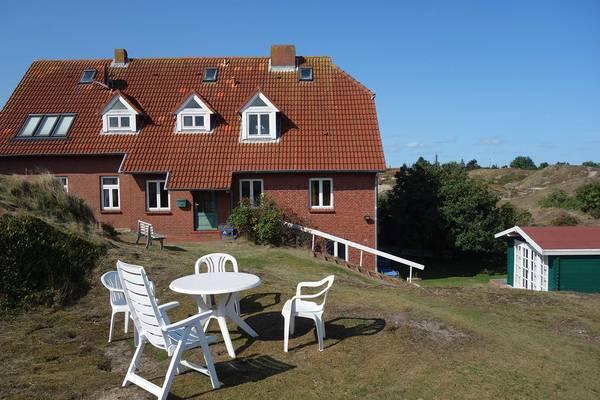 Ferienwohnung Otten auf der Nordseeinsel Baltrum